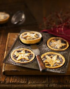 Mince Pie, shot by Stuart West, Represented by Piccallo Mince Pies, Base Foods, Creative Food, Food Photography, Muffin, Good Food, Food And Drink, Breakfast, Desserts