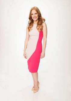 Jessica Chastain at a Photo shoot for People Magazine, August 2013.