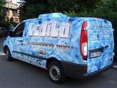 Brendiranje vozila i poslovnih prostora Pacarti studio Beograd Srbija Reklame Ledilo #Brendiranjevozila