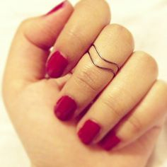 above the knuckle rings by deathdiscolovesyou on Etsy, $4.50 jewelery, jewellery, rings, minimal rings, ring, black ring, minimal jewelery, minimalist, cool rings, summer, thin ring, cool ring, ring, fashion, style