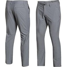 """""""NEW 2015"""" UNDER ARMOUR MATCH PLAY MENS HEATGEAR® TAPERED GOLF TROUSERS PANTS…"""