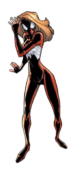 Ashley Barton Spider-Girl | Ultimate Comics Mystery: Spider-Woman by TheSuperiorXaviruiz on ...