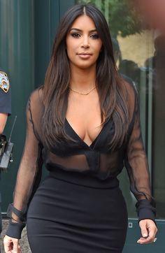 Kim Kardashian Photos: Kim Kardashian Steps Out in NYC