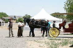 Great way to be greeted at the entance to the Yavapai Humane Society's new Equine Initiative in Chino Valley.  The ribbon cutting was attended by a crowd of people who came to applaud their success.