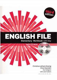 English File elementary 3e Workbook with key