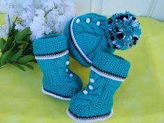 Cheap 10% de descuento! envío gratis! verde lindo conjunto crochet zapatos de bebé + sombrero! para 0   1 m, tienda de zapatos, barato, zapatos del niño, calzado infantil, Compro Calidad Primeros Pasos directamente de los surtidores de China:  Material: 100% algodón.  Tamaño: 9 cm (quepa 0-3 m), 10 cm (quepa 3-6 m), 11 cm (quepa 6-12 m). Nota: usted es libre de