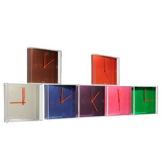 Tic&Tac Kartell designed by Philippe Starck & Eugeni Quitllet @ Voltex Design