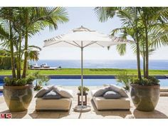 Room for two with a view. Malibu, CA Coldwell Banker Residential Brokerage $34,500,000