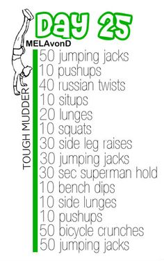 CrossFit WoD – Workout of the day - Beautiful and fit Tough Mudder Workout, Tough Mudder Training, Spartan Race Training, Spartan Workout, Wod Workout, Workout Days, Workout Challenge, Mud Sweat And Tears, Sweat It Out