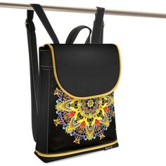 Jarry One Magic black Fashion Backpack, Magic, Backpacks, Black, Black People, Backpack, Backpacker, Backpacking