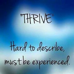 So true  So what are you waiting for?  TayaRankin.Le-vel.com