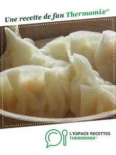 Dim Sum aux crevettes (raviolis) par oupslala25. Une recette de fan à retrouver dans la catégorie Entrées sur www.espace-recettes.fr, de Thermomix<sup>®</sup>.