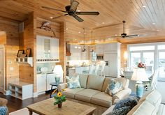 Open Space Ideas. Open Space Layout. Open Space Home Interiors. #OpenSpace Blue Sky Building Company.