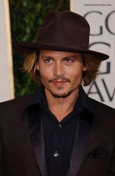 Just Johnny Depp - Original Celebrity Dads, Celebrity Crush, Hot Actors, Actors & Actresses, Hollywood, Jonh Deep, Young Johnny Depp, It's Johnny, Johnny Depp Pictures