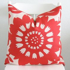 Decorative pillow cover  Throw pillow  20x20  by chicdecorpillows, $55.00