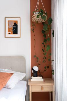 Home Bedroom, Bedroom Decor, Bedrooms, Bedroom Colors, Master Bedroom, Bedroom Wall Designs, Warm Bedroom, Aesthetic Rooms, Home And Deco