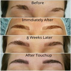 44 Best Eyebrow Microblading Images Microblading Eyebrows Semi
