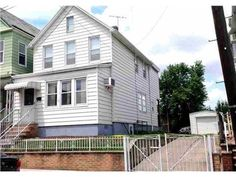 35 East 4th St, Bayonne, NJ 07002 — Great Starter Home! Clean  bright 1Fm colonial on an oversized lot located in the heart of desirable Bergen Point. Features, 4br/1.5bth with formal DR, LV and a spacious backyard. Plenty of parkings! Furnace and water tank are 4yrs old. Needs some updating but is in good condition. Must See!