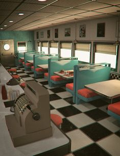 American Diner 60's