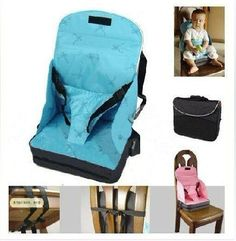 Portable Baby Dinning Booster Seat