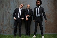 One Major part of ML's identity is that these 3 artists all from the same genre are working together instead of against each other in their area of music. Many people think Major Lazer is one person but is a trio of famous DJ's creating some of the most popular music in the world.