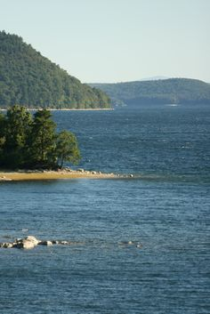 quabbin | The water level is low in the Quabbin Reservoir. photo by Laura Merwin