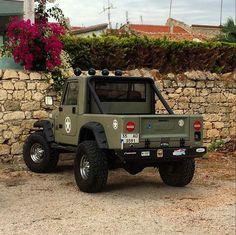 CJ8 Scrambler
