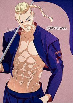 Otaku Anime, Anime Manga, Deidara Akatsuki, Anime Fight, Tokyo Ravens, Another Anime, Image Manga, Japan Art, Cute Anime Guys