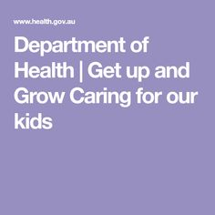 Get up and Grow Resource and Ordering Guide Get Up And Grow, Early Education, Our Kids, Health, Health Care, Early Childhood Education, Early Years Education, Salud