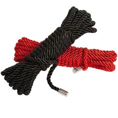Restrain Me Bondage Rope Twin Pack. Official Fifty Shades of Grey Collection. When it comes to restraint these Fifty Shades of Grey bondage ropes will push the