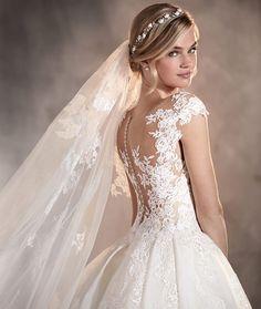 Resultado de imagem para vestidos de noiva tule