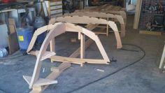 my mahogany boat building