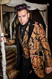 Image result for male steampunk groom