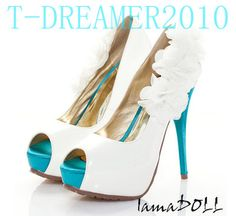 Help me decide which shoes to wear!!!! :  wedding aqua black shoes tiffany blue KGrHqNHJsE9BZiGyGBPQ591gZRw60 1