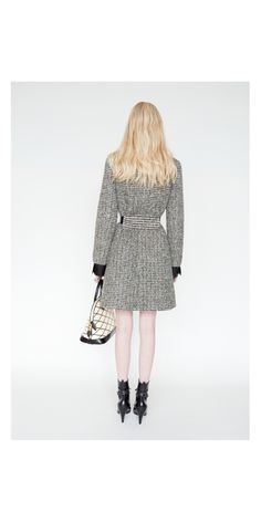 The Louis Vuitton Fall/Winter 2014-2015 Women's Collection created by Nicolas Ghesquière shot by Juergen Teller.