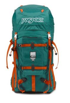 f9c9147f89 The JanSport Guide Series pack