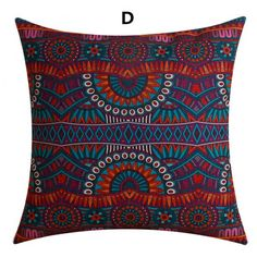 Geometric throw pillow 18 inch home decoration couch cushions 18 inch