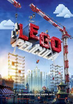 Warner revela el teaser póster español de 'La Lego® Película'