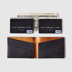 Octovo Purist Front Pocket Wallet