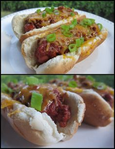 The BEST Grilled Hot Dogs Hot Diggity Dog! is part of pizza - THE BEST Grilled Hot Dogs hot dogs sliced and marinated before grilling you will never grill hot dogs any other way! These are seriously amazing! Hot Dog Recipes, Pork Recipes, Cooking Recipes, Yummy Recipes, Yummy Food, Hot Dog Chili, Chili Dogs, Salsa Para Hot Dog, Baked Chili Cheese Dogs