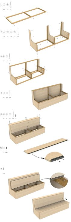 Tutorial on how to build an outdoor seat from CNC cut plywood panels and timber sections. Garden Seating, Outdoor Seating, Plywood Panels, Bench Designs, Blog Images, Design Tutorials, Garden Projects, Architecture Design, Diys