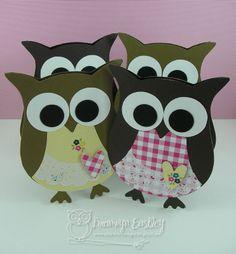 addINKtive designs: Owl Swaps