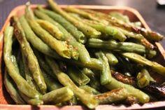 Traeger Sides: Butter Braised Green Beans
