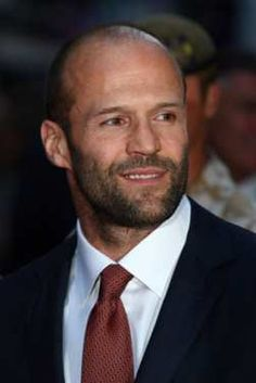 Jason Statham is a martial artist, and action movie hero.  I love his style.