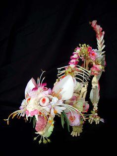 Cedric Laquieze - Skeleton Flowers