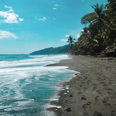 The breathtaking nature of Corcovado Nationalpark.