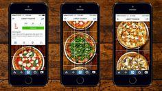 La pizzería que transformó Instagram en su carta de menús