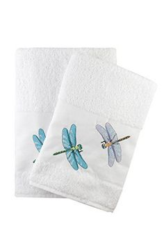 Dragonfly Bathroom Decor