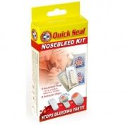 Be Smart Get Prepared Quick Seal Nosebleed Kit, 4 pc