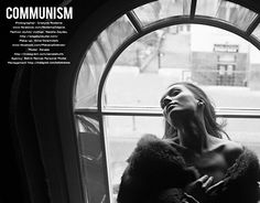 Communism, Working On Myself, New Work, Behind The Scenes, Magazine, Couple Photos, Poland, Advertising, Behance